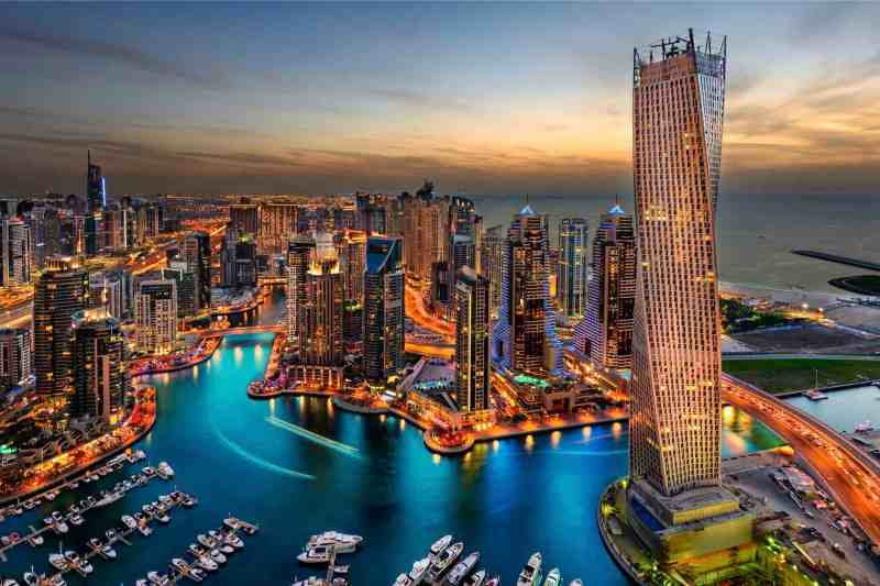 Travel to Dubai with eTips!