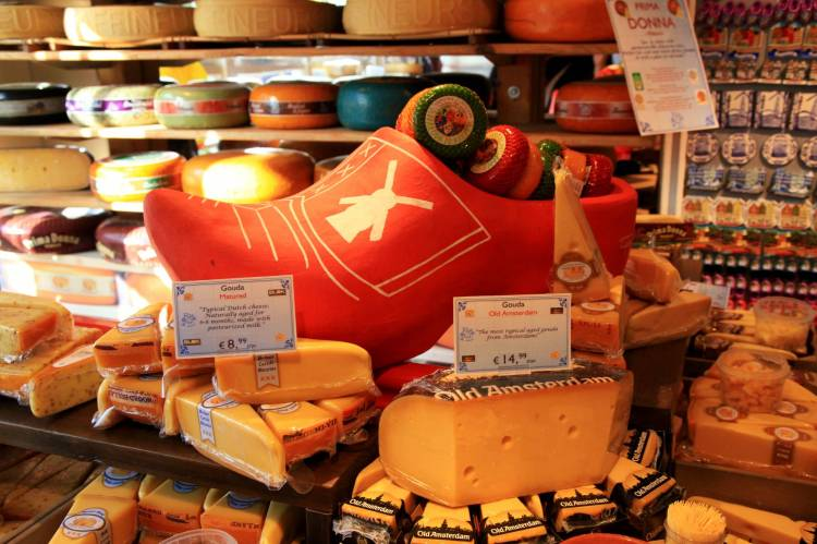 Say Cheese Amsterdam way!!!