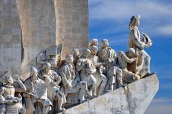 The amazing Lisbon Monument to the discoveries